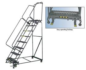 OPTIONS FOR M-2000 ROLLING SAFETY LADDERS